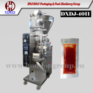 Automatic Ketchup/Sauce Small Sachet Packing Machine pictures & photos