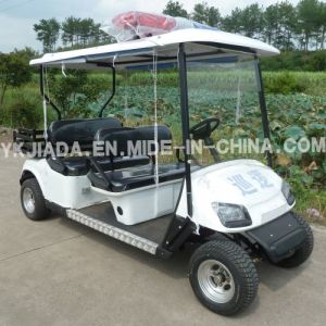 Wholesaler 4 Seat Electrical Food Kart (JD-GE502C) pictures & photos