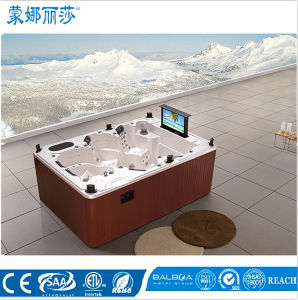 5-6 Person Capacity Freestanding Acrylic SPA Hot Tub (M-3333) pictures & photos