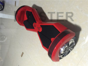 8inch with LED Light Red Colour Bluetooth Scooter