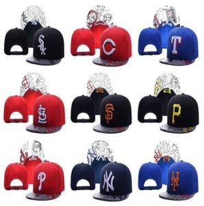 China New Fashion Custom American Baseball Team MLB Snapback Cap ... 1e5be807d5c