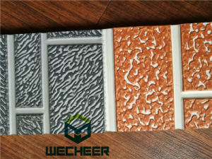 China PU Insulation Wall Panels New Decoration Material