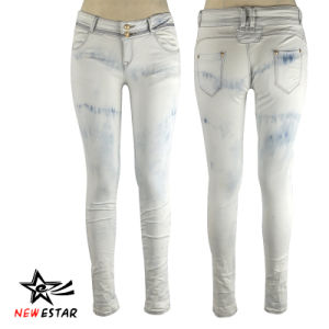 2015 Fashion Women Denim Jeans (nes1037)