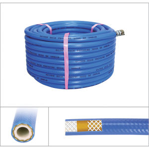 8.5mm Three Ply Four Threaded High-Pressure Spray Hose