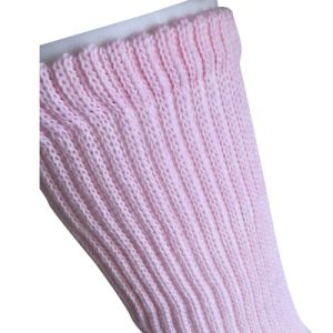 Half Cushion Sorbtek Coolmax Diabetic Health Care Medical Pink Socks (JMDB04) pictures & photos