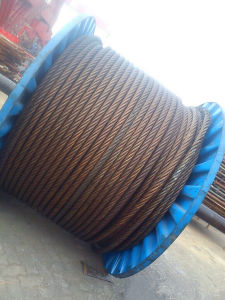 Steel Wire Rope for Rescuing Vessel Dredger pictures & photos