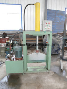 Single Shear-Type Plastic Machine, China Supply Rubber Cutting Machinery for Sale