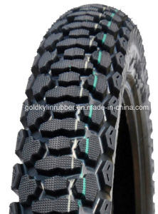 3.00-17 Goldkylin Trial Motorcycle Tire/Tyre
