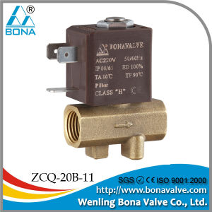 for Steam/ Water /Air Solenoid Valve (ZCQ-20B-11) pictures & photos