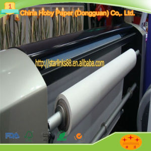 Wholesale 55GSM Uncoated CAD Plotter Paper/CAD Marker Paper in Roll pictures & photos