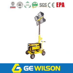 4*400W Tower Crane with Wacker Design Generator pictures & photos
