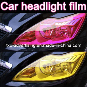 China Hotsale Car Light Film Car Lamp Film Headlight Protection