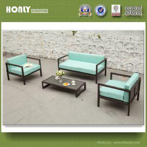 European New Design Sofa Set Outdoor Aluminium Furniture Garden Sofa