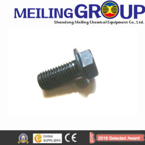 Qualified High Tensile Flange Bolts pictures & photos