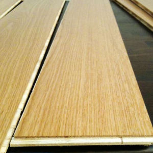 15-18mm Wood Flooring UV Lacquer Engineered Flooring pictures & photos