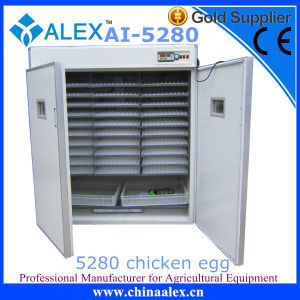 Professional Full Automatic Industrial Chicken Egg Incubator for Promotion