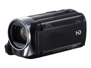 Professional Video Camera Hf R38 Full HD WiFi