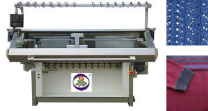 Fully Computeried Flat Knitting Machine with Comb (YX-6F-252C)