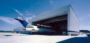 Light Steel Structure Aircraft Hanger /Steel Hanger pictures & photos