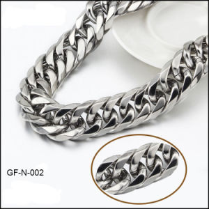 Stainless Steel Biker Chain Necklace pictures & photos