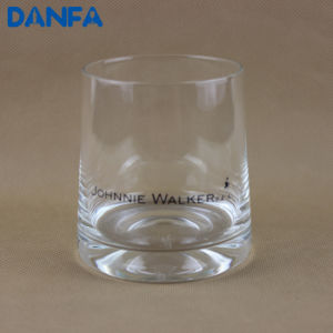 11oz. Double Old Fashioned Glass with Single-Color Logo