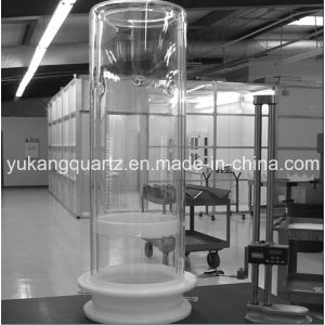 Vertical Furnace Quartz Tube pictures & photos