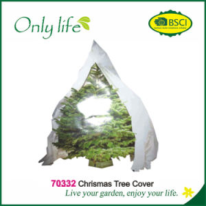 Onlylife Easy to Use Waterproof Christmas Tree Cover with Zipper pictures & photos