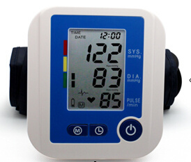 One-Touch Blood Pressure Meter with CE & ISO pictures & photos