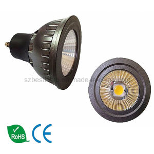 GU10 LED Spotlight with COB LED pictures & photos