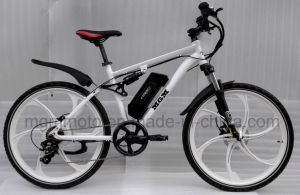 Motor Inside The Wheel Mountain Electric Bike pictures & photos
