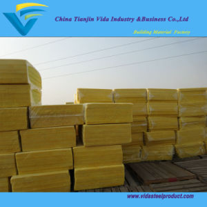 Factory Fiberglass Wool Board Insulation with Competitive Prices