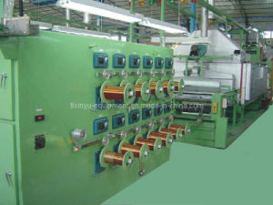 Horizontal Type Energy Saving Enamelling Machine (TLQ4/1-9+9/7+2)