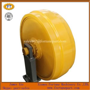Tractor Excavator Bulldozer Undercarriage Front Idler Wheel for Bobcat pictures & photos