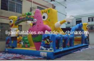 Inflatable Fun City Inflatable Fun Park (LY06091)