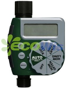 One Dial Garden Hose Digital Water Timer Lawn Sprinkler pictures & photos