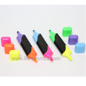 Office Stationery Supply Colorful Double Head Two Colors Highlighter Marker pictures & photos