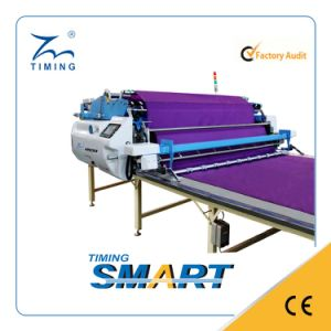 Straight Knife Apparel Fabric Knit Woven Polyester Spreading Machine