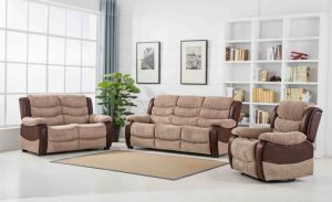 Fabric Recliner Sofa pictures & photos