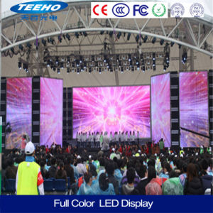 P10 SMD HD Full Color Outdoor High Definition LED Wall pictures & photos