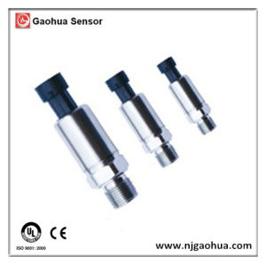 High Accuracy / Low Power Dissipation: MB610 Industrial Pressure Transmitter (0.5~4.5V, 4~20mA)