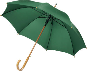 Wooden Handle Straight Umbrella (LGUZ14021)