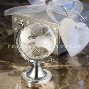 Crystal Globe for Wedding Decoration pictures & photos