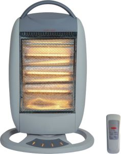 Portable Halogen Heater with Oscillation (NSB-L120C)