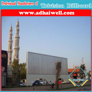 Outdoor Advertising Trivision Display Billboard pictures & photos