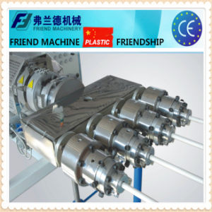 PVC Four Conduit Pipe Production and Extrusion Line (16-32) pictures & photos