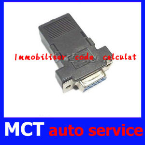 China Immobiliser Code Calculato for Peugeot and Citroen