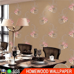 Hot Sell PVC Wall Paper (SO2106 106cm*10m / 15.6m)