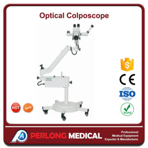 Perlong Medical Equipment Best Selling Optoelectronics Machine Optical Colposcope pictures & photos