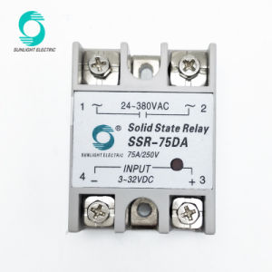 Solid State Relays SSR Input 3-32VDC Output 24-380VAC