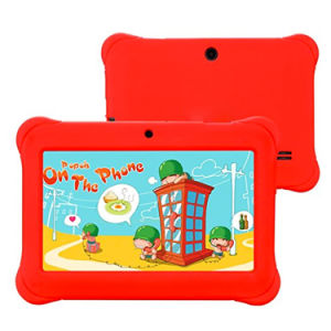 Allwinner A33 Children Android 4.4 Quad Core 7 Inch Kids Tablet PC for Kids Gaming pictures & photos